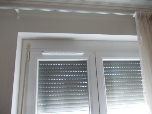 ablakszellőző ablakba