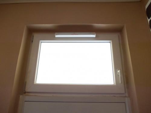 ablak szellőző szerelés